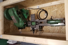 Example of how I ship a Myford lathe