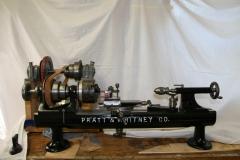 Pratt & Whitney No 3 Precision Bench Lathe