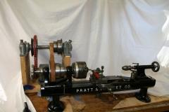 Pratt & Whitney No3 Precision Bench Lathe